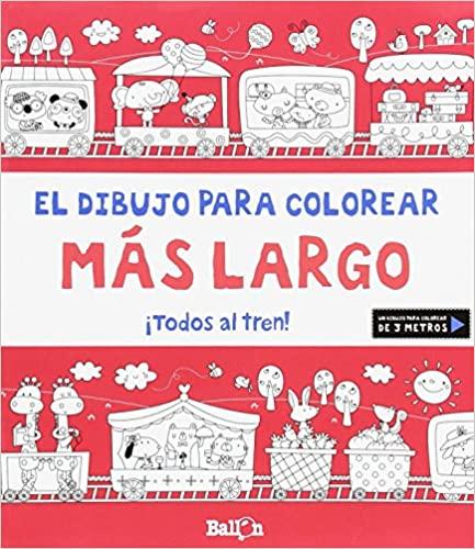 🚂 Todos los dibujos de trenes para colorear y entretener a los niños