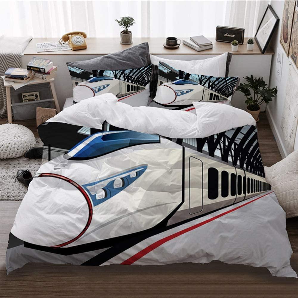 🚂 Sábanas de trenes para conseguir una habitación de trenes completa