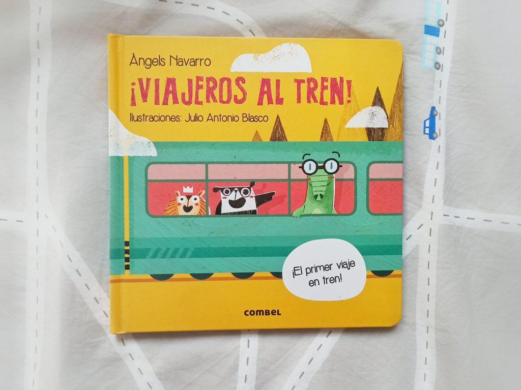 libros de trenes